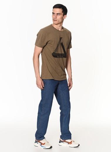 Mustang Jean Pantolon | Normal Bel Slim İndigo